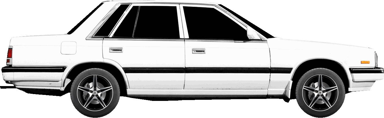 NISSAN LAUREL (JC32)
