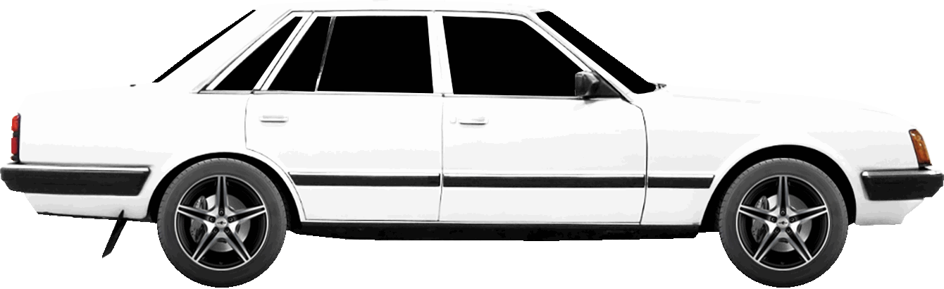NISSAN LAUREL (JC31)