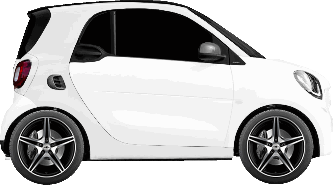 SMART FORTWO купе (453)