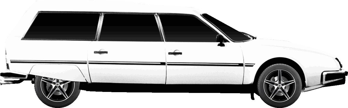 CITROËN CX I Break (MA)