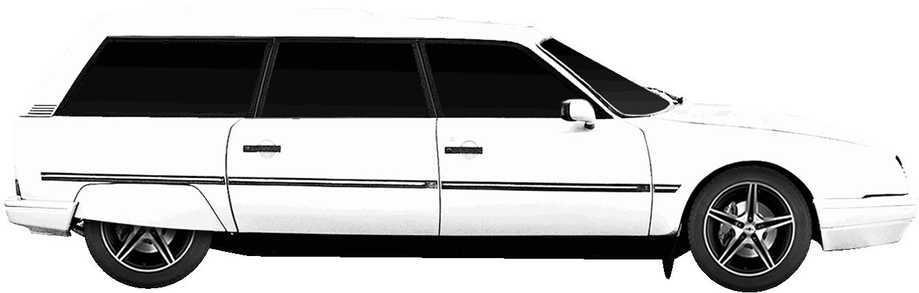CITROËN CX II Break