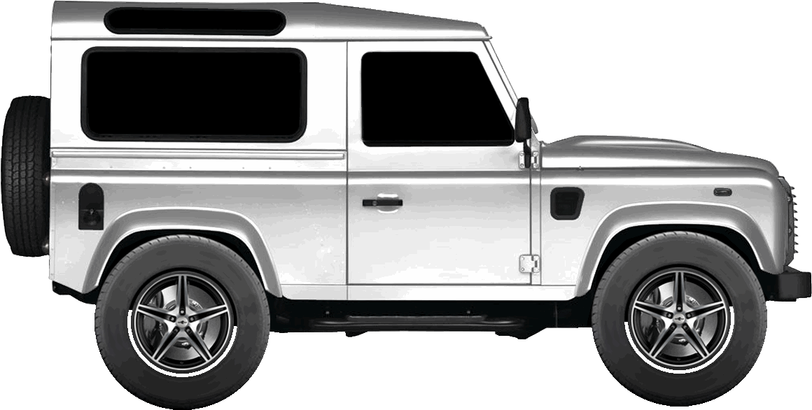 LAND ROVER DEFENDER Station Wagon (L316)