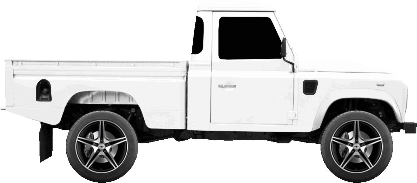 LAND ROVER DEFENDER Пикап (L316)