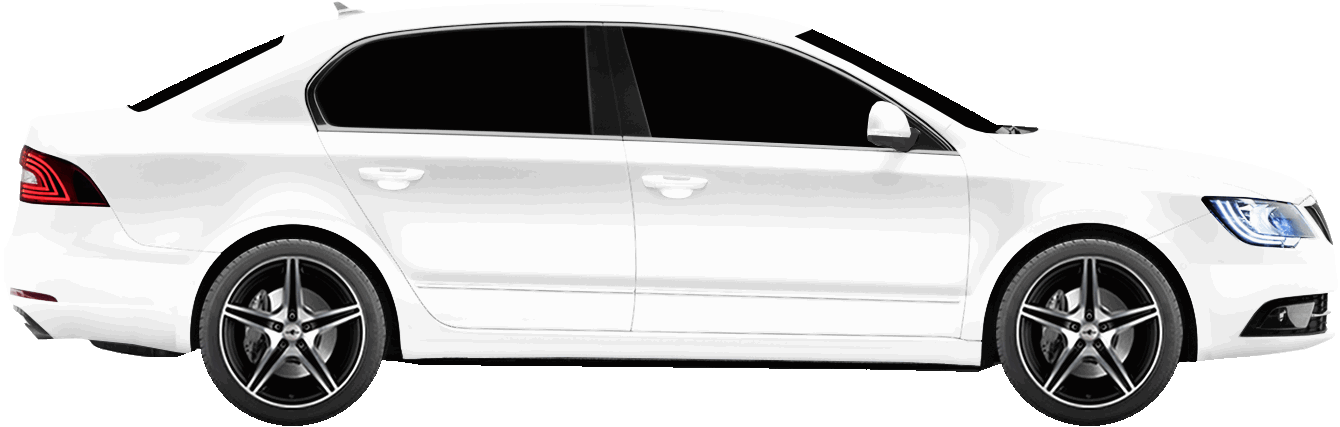 SKODA SUPERB II (3T4)